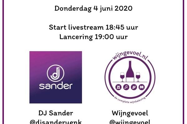 Lancering 4 juni Like, Deel & Win