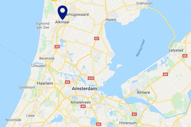 Koerier Alkmaar