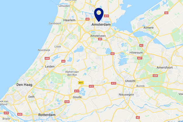 Koerier Amsterdam