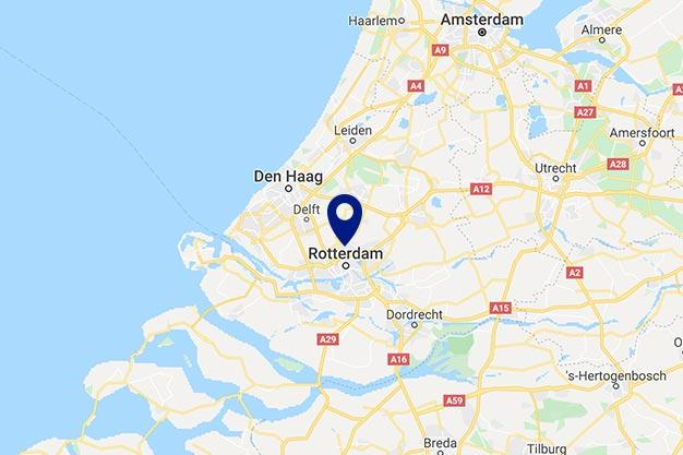Koerier Rotterdam