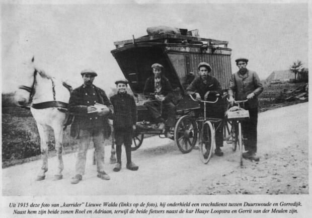 HF Duerswald Durk 1915 karrider Lieuwe Walda