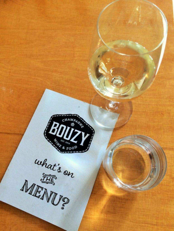 Leukste terrassen in Den Haag: wijnbar Bouzy