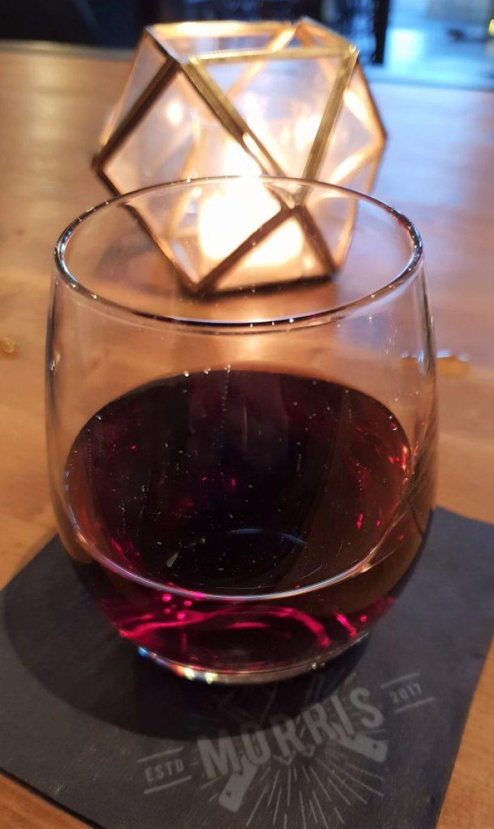 wijn bij Morris