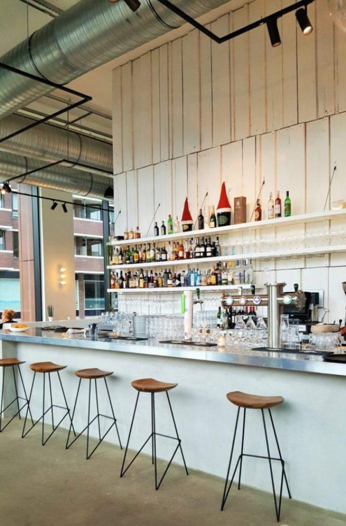 nieuwe restaurants in den haag: cortenaer den haag