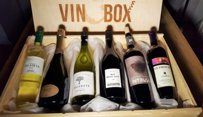 Wijnabonnement review Vinobox