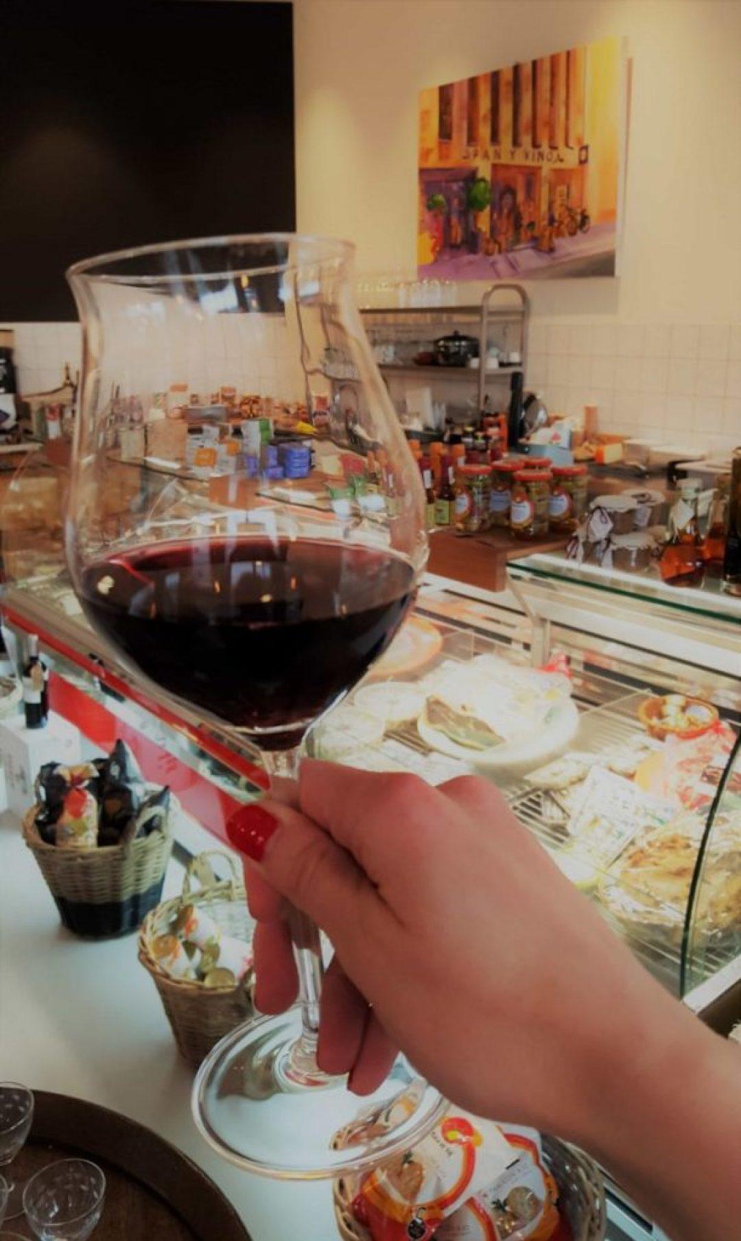 pan y vino: lekkere wijn