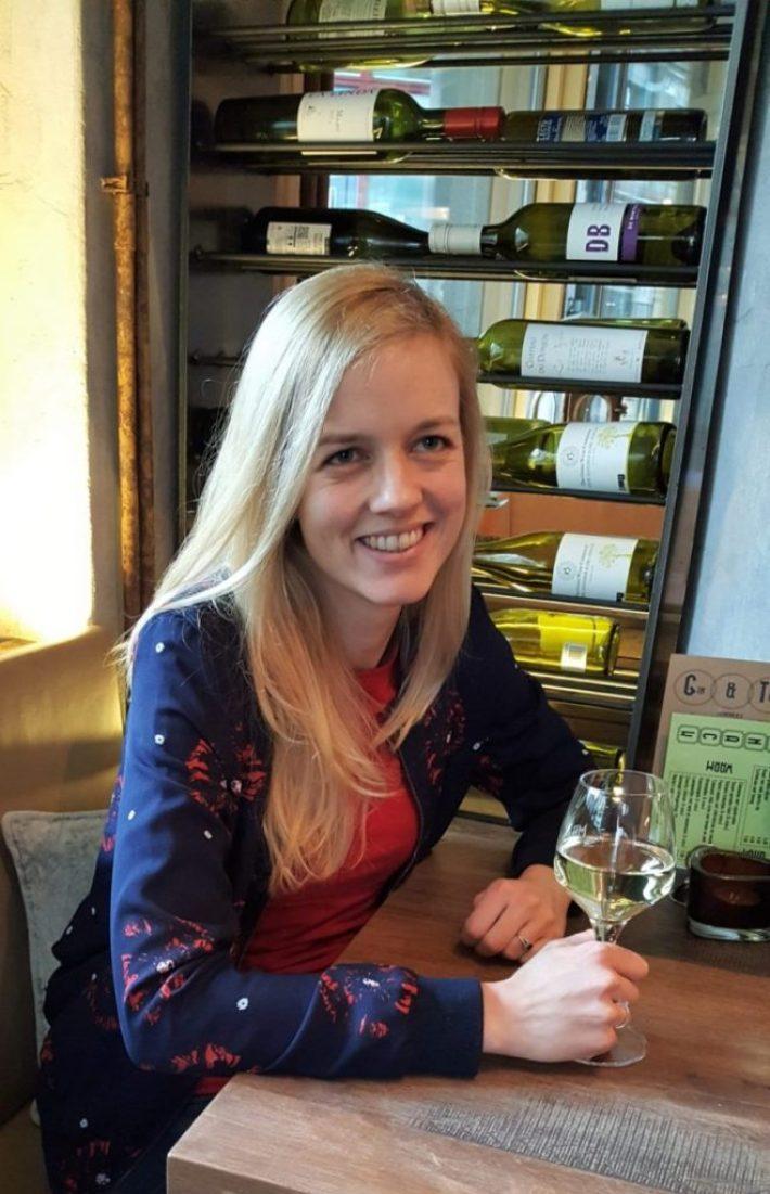 Restaurant Milu Den Haag: wijntje