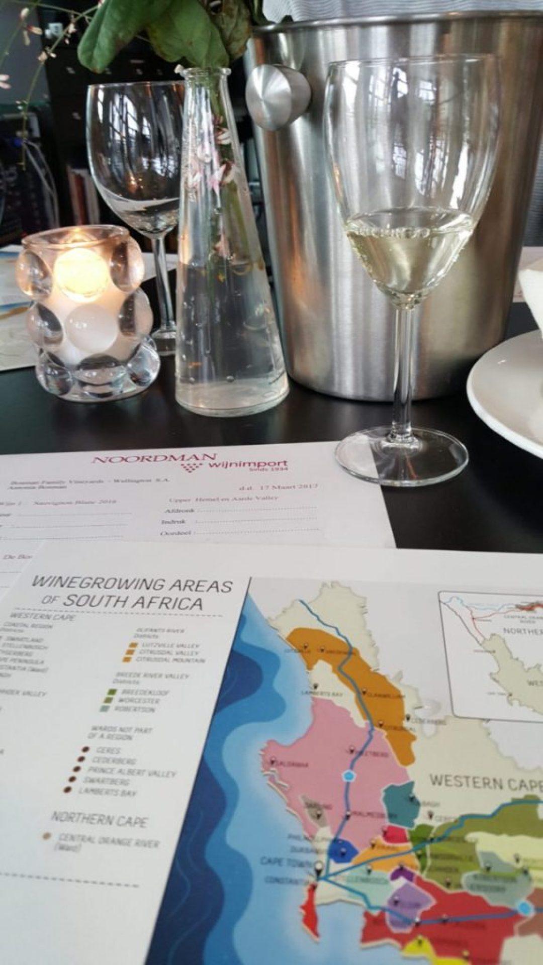wijnproeverij zuid afrika