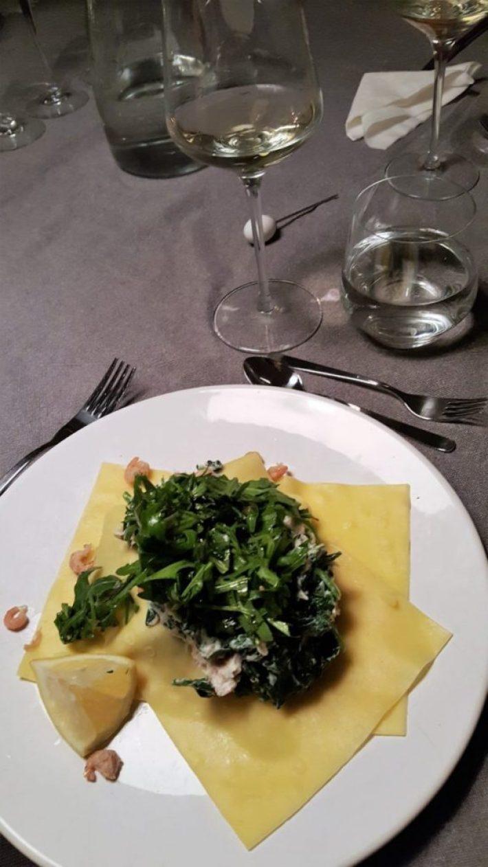 diner thuis met vrienden: makreel