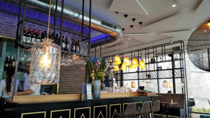 Hemels Vught bar