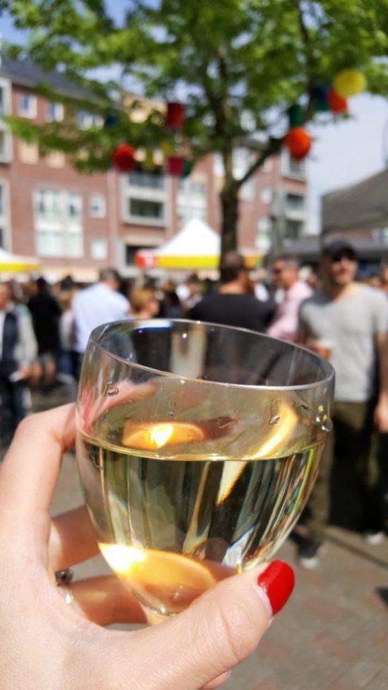 Wijn op het Plein wijnfestival
