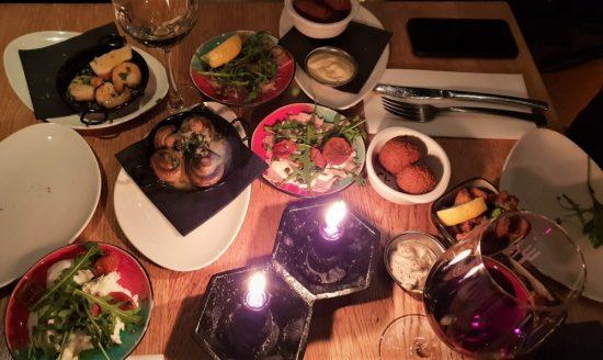 leuke restaurants in Leiden