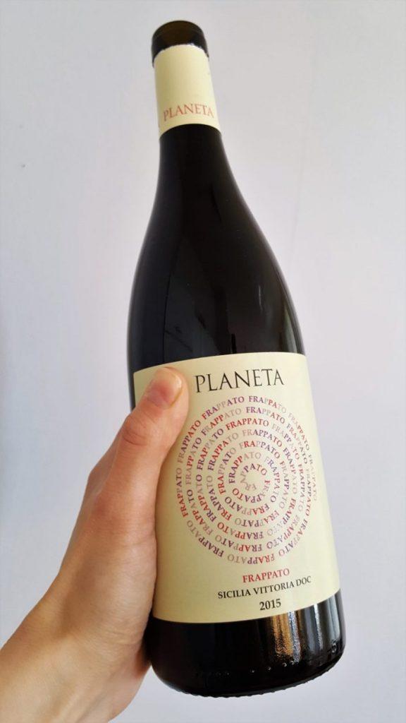 Wijn proeven Sicilie