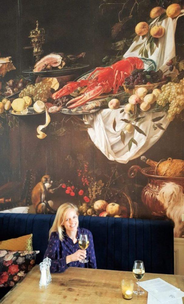 Restaurant wijnbar Vliegendt Hert in Middelburg