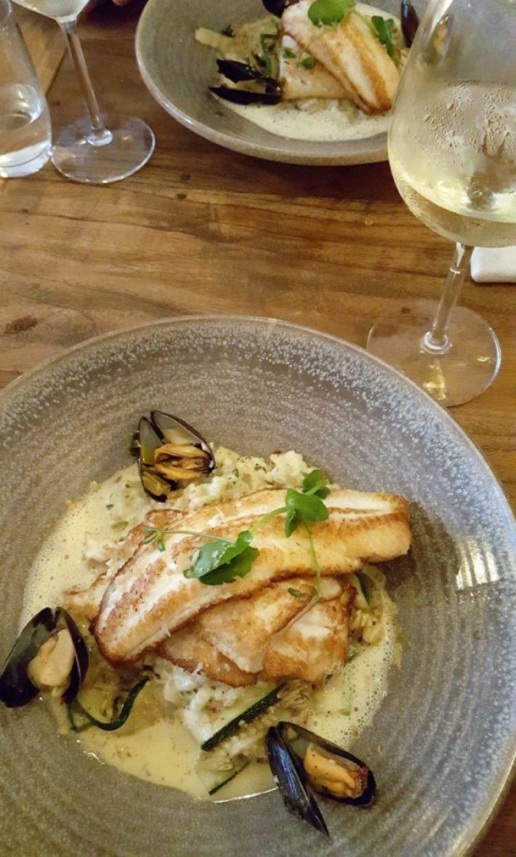 Restaurant Vigo: schol