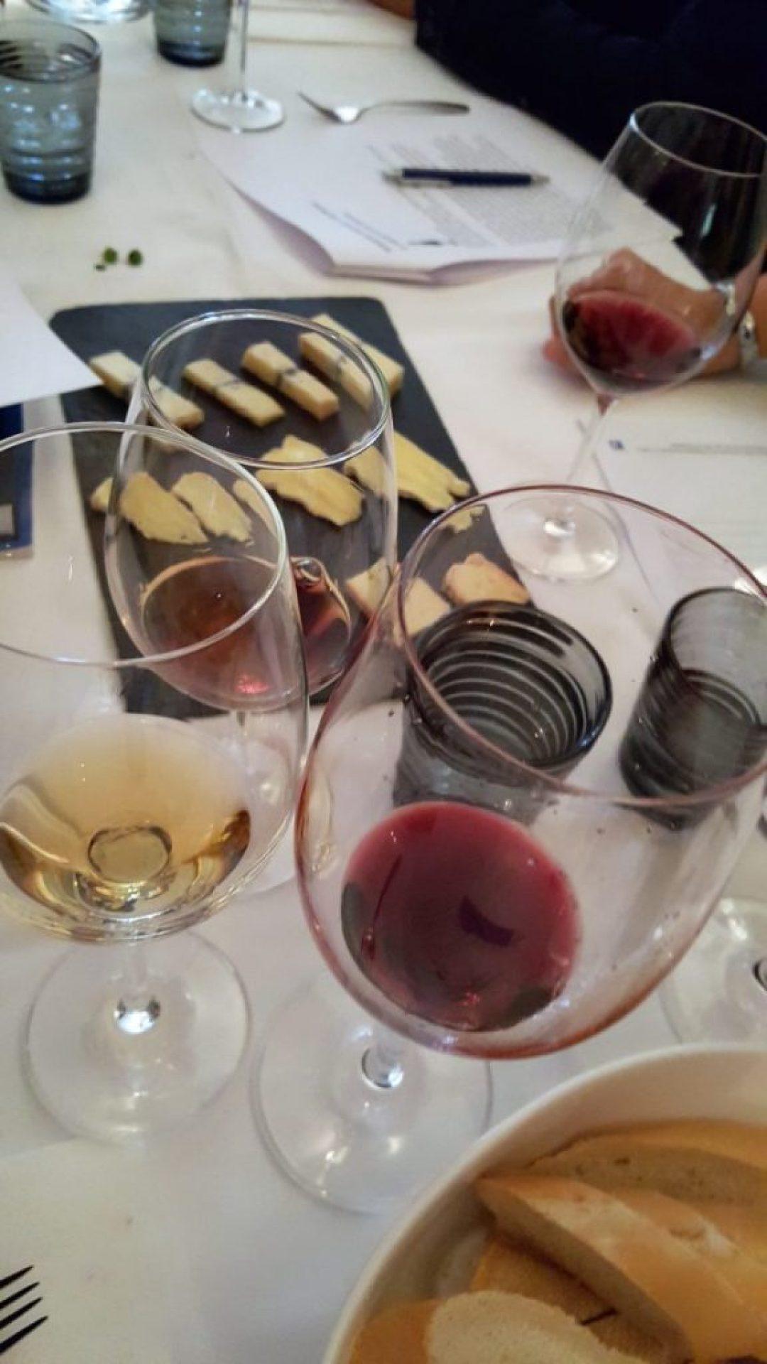franse wijnproeverij