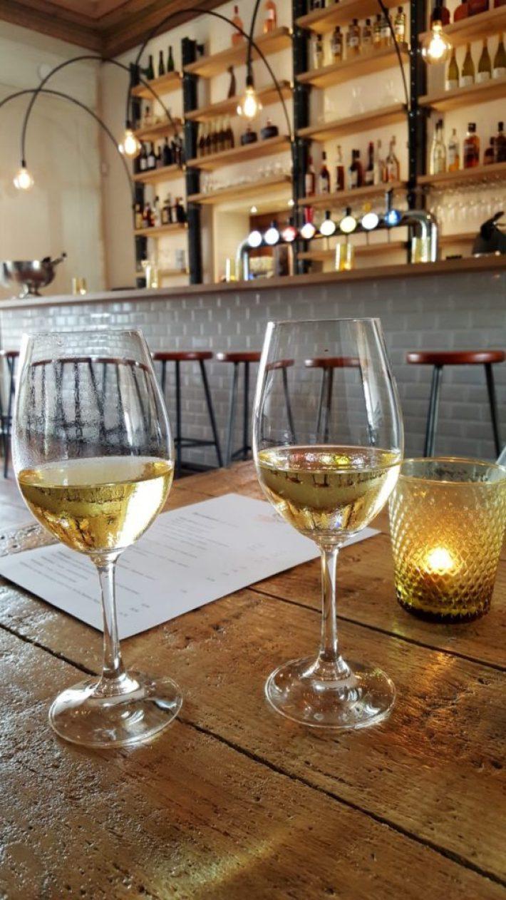 Restaurant wijnbar Vliegendt Hert in Middelburg wijn