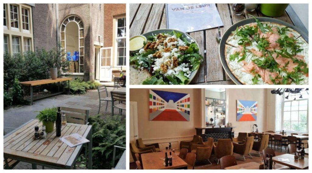 Leuke restaurants in Leiden: Van der Leur