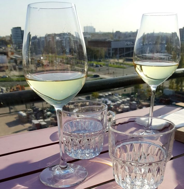 leukste terrassen in Den Haag: Bink rooftop