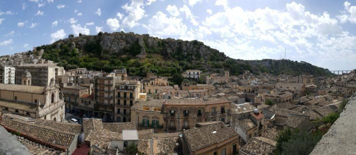 op vakantie naar Sicilië: Modica