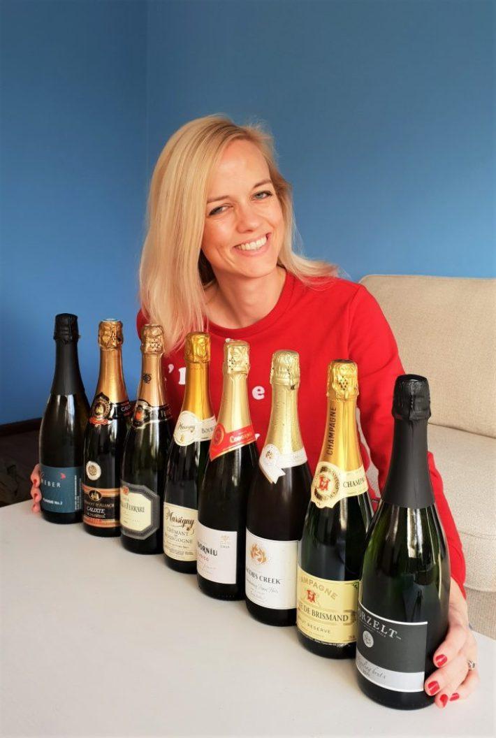 alternatieven voor champagne: de wijn in de test