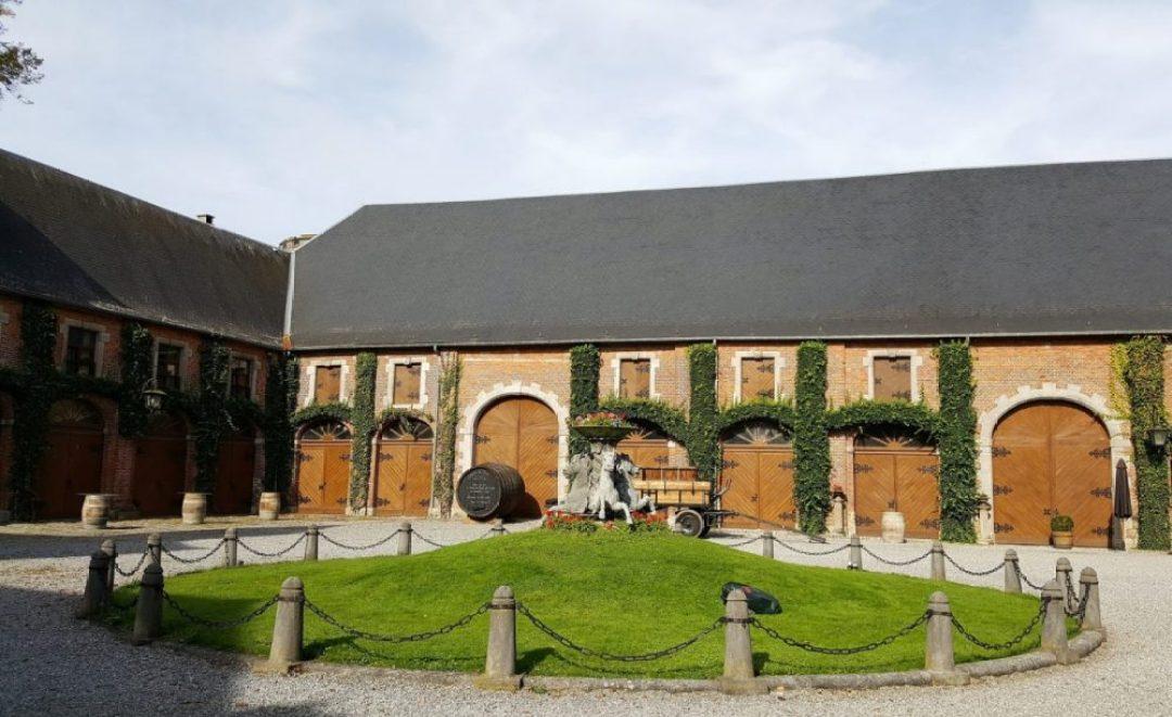 Belgische wijn: Château de Bioul