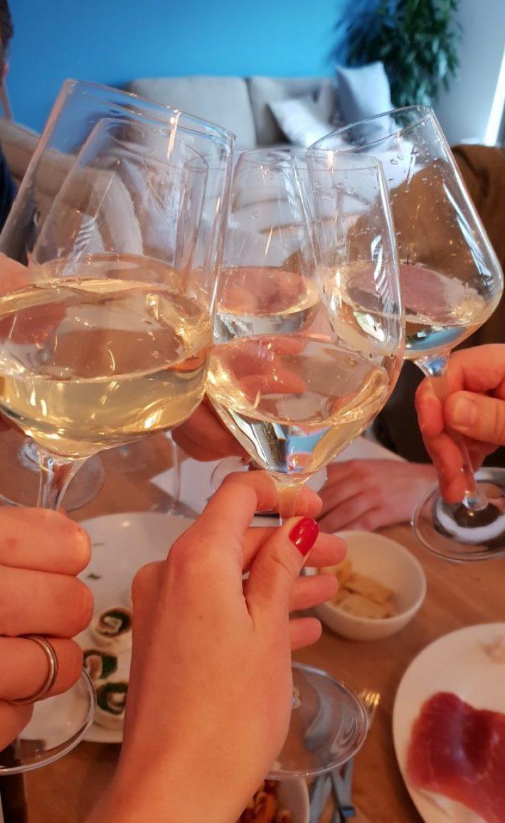 alternatieven voor champagne: proeven