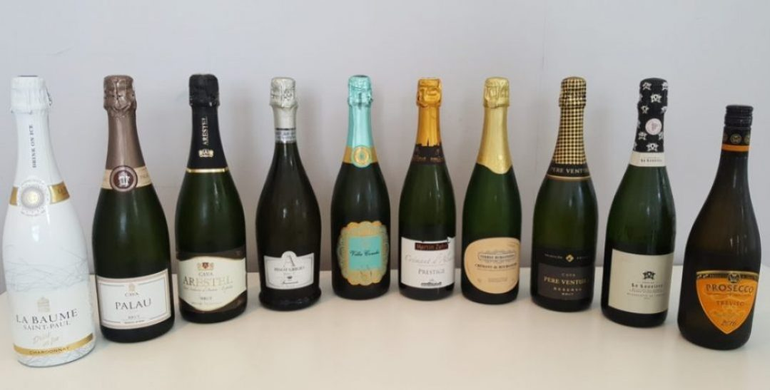 budget alternatieven voor champagne