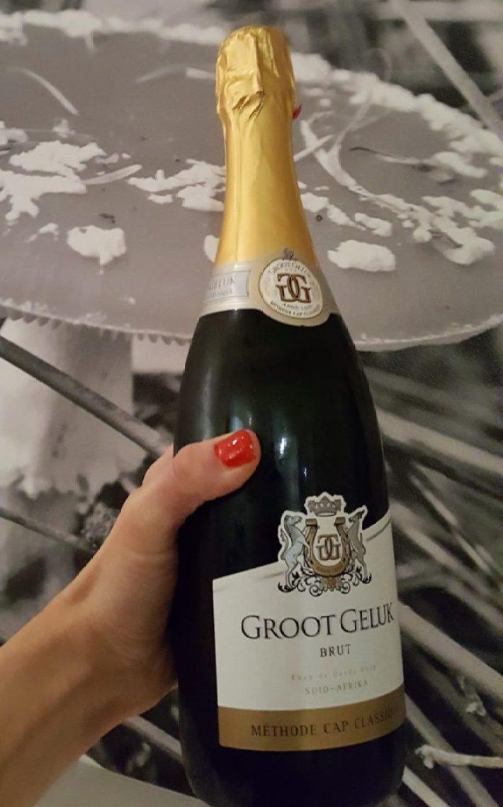 Alternatieven voor champagne: groot geluk cap classique