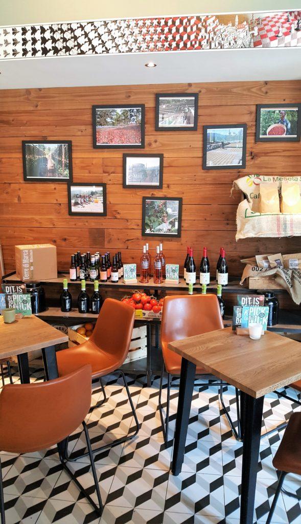 leuke restaurants in Den Haag: Anne en Max