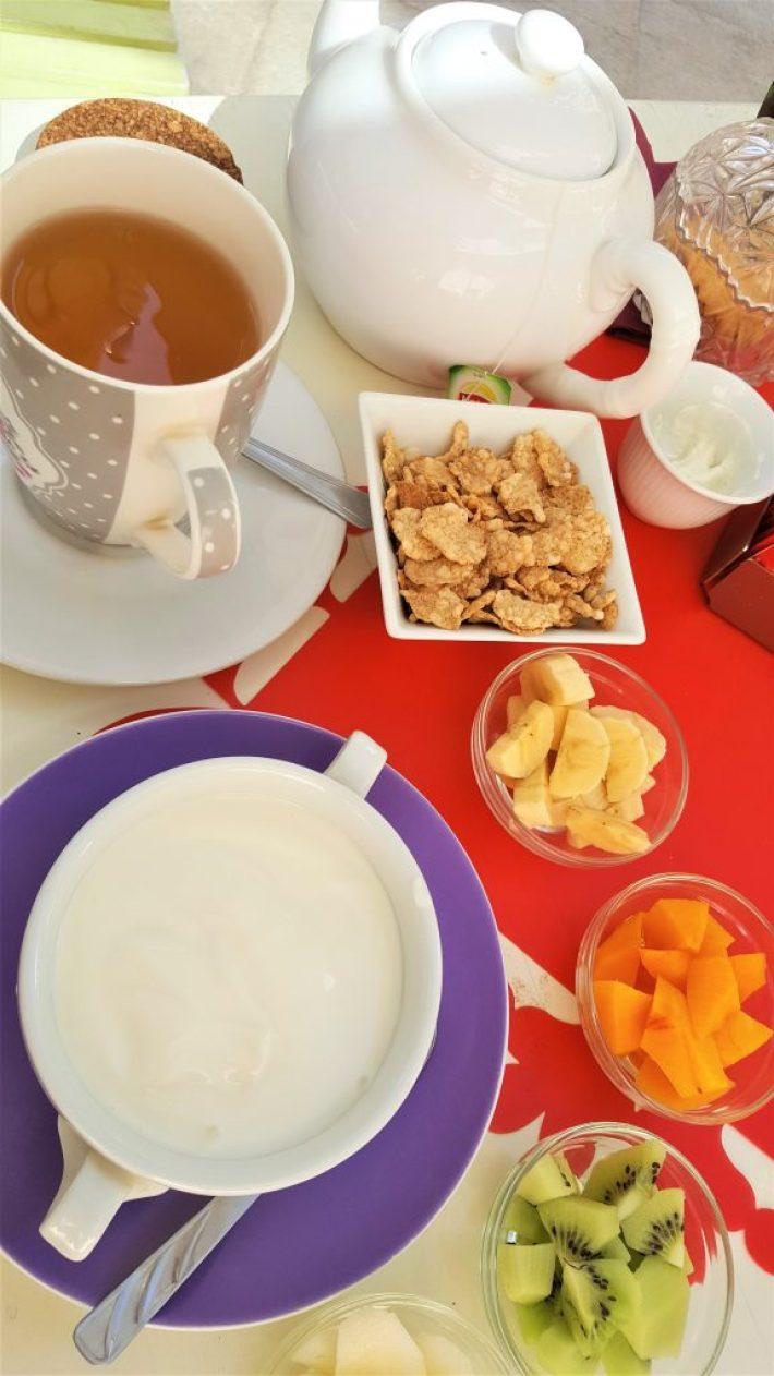 ontbijt bij irma la dolce