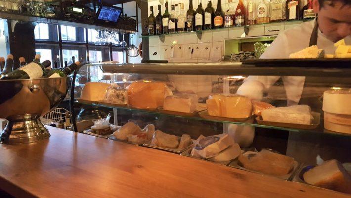 Borrelen en eten in Maastricht: kaasbar