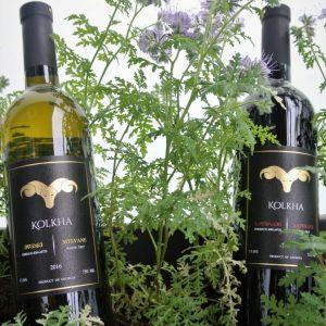 Kolkha wijnen