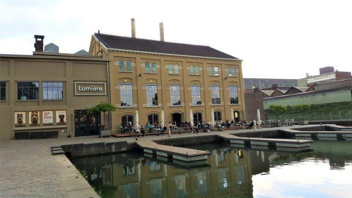 Borrelen en eten in Maastricht: lumiere terras
