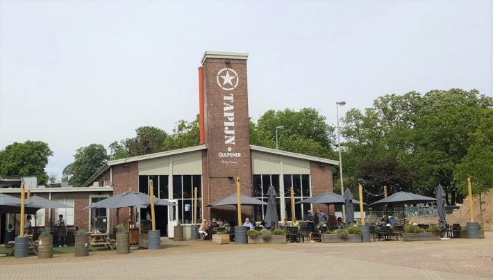 Borrelen en eten in Maastricht: tapijn gaaf pand