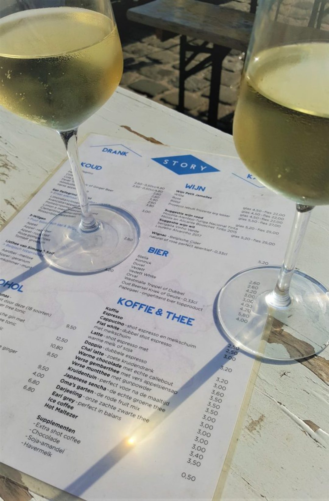 Leukste restaurants Antwerpen tips: Story