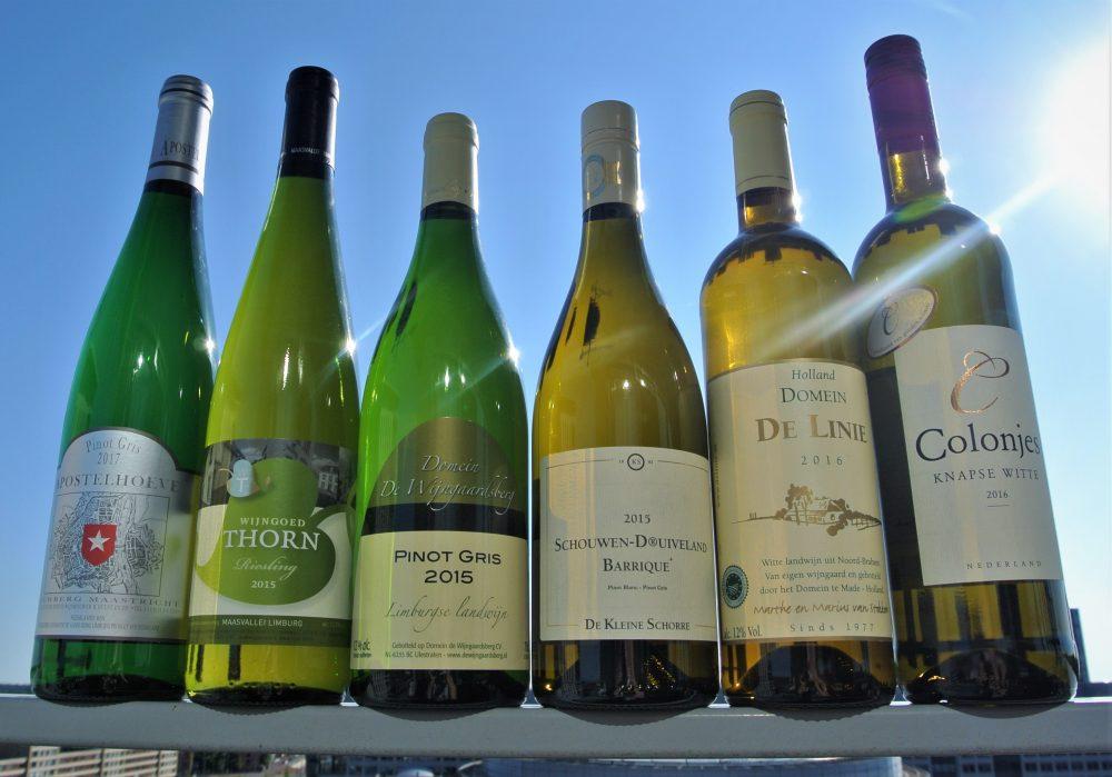 Beste Nederlandse wijn kopen tips