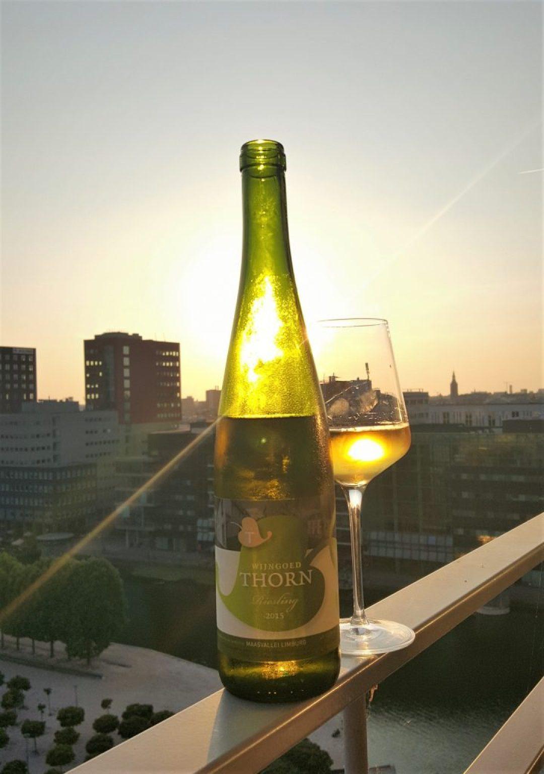 Beste Nederlandse wijn kopen tips: Thorn Riesling