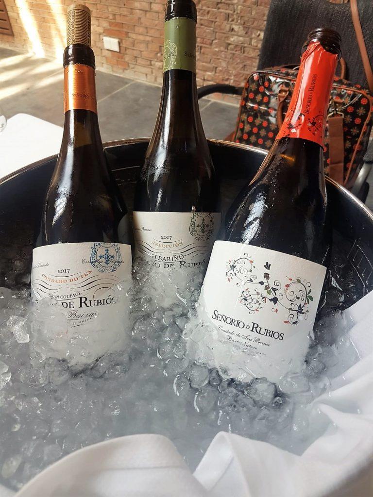 Rías Baixas wijnproeverij