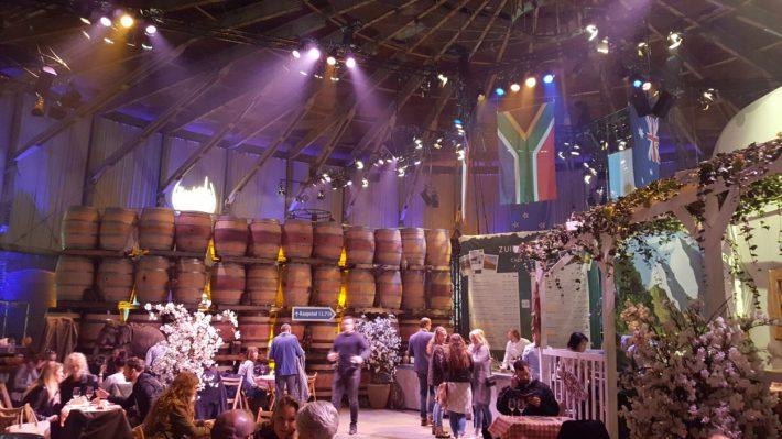 Wijnfestivals 2019: Amsterdam Wine Festival