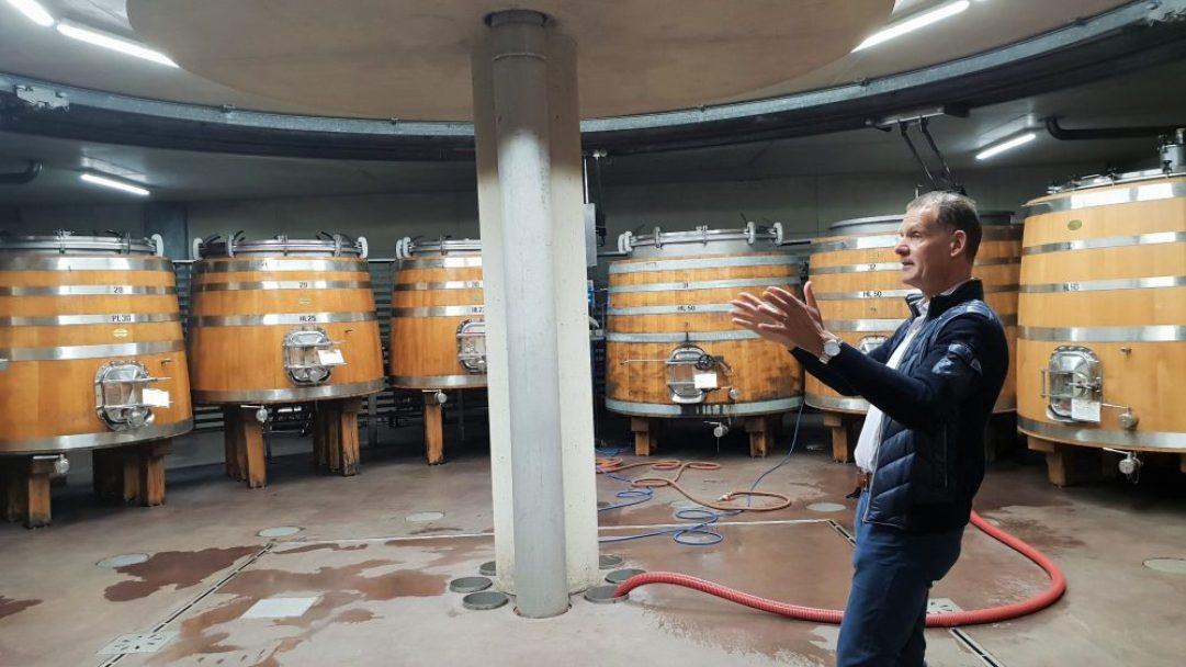 wijnvaten Manincor