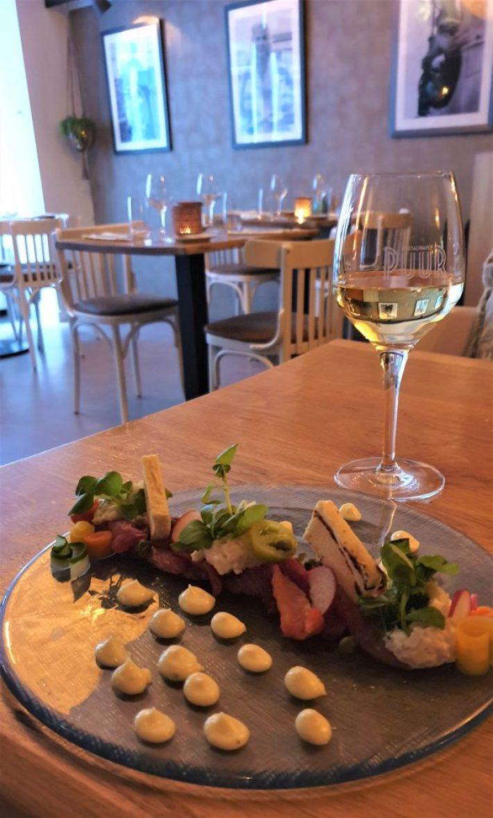 Leuke restaurants Leiden: Puur restaurant interieur