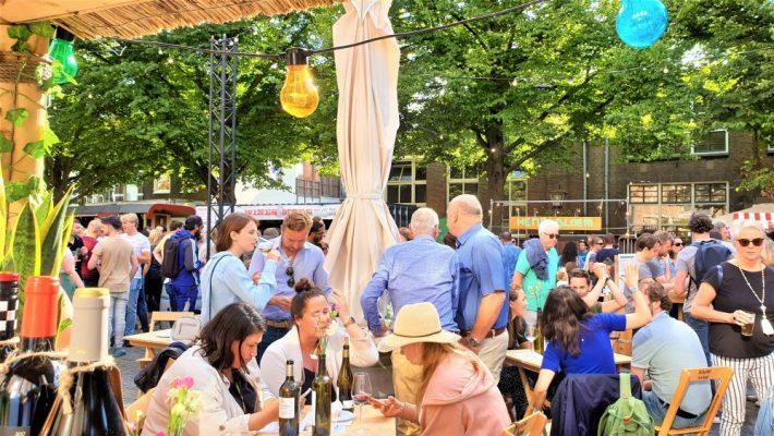 Leids Wijnfestijn wijnfestival