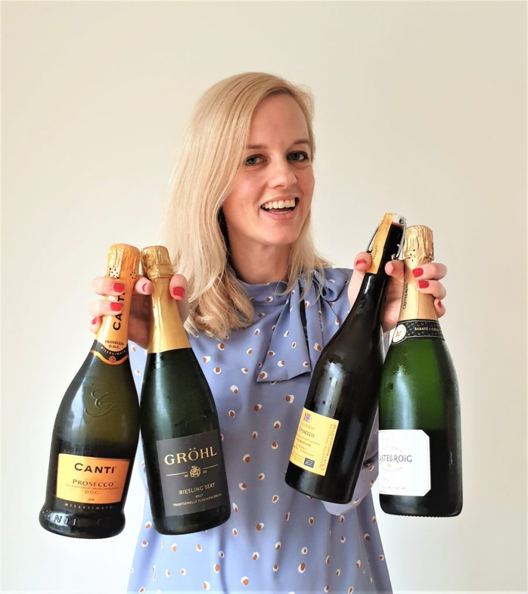 Wijntjes met Esther test alternatieven voor champagne