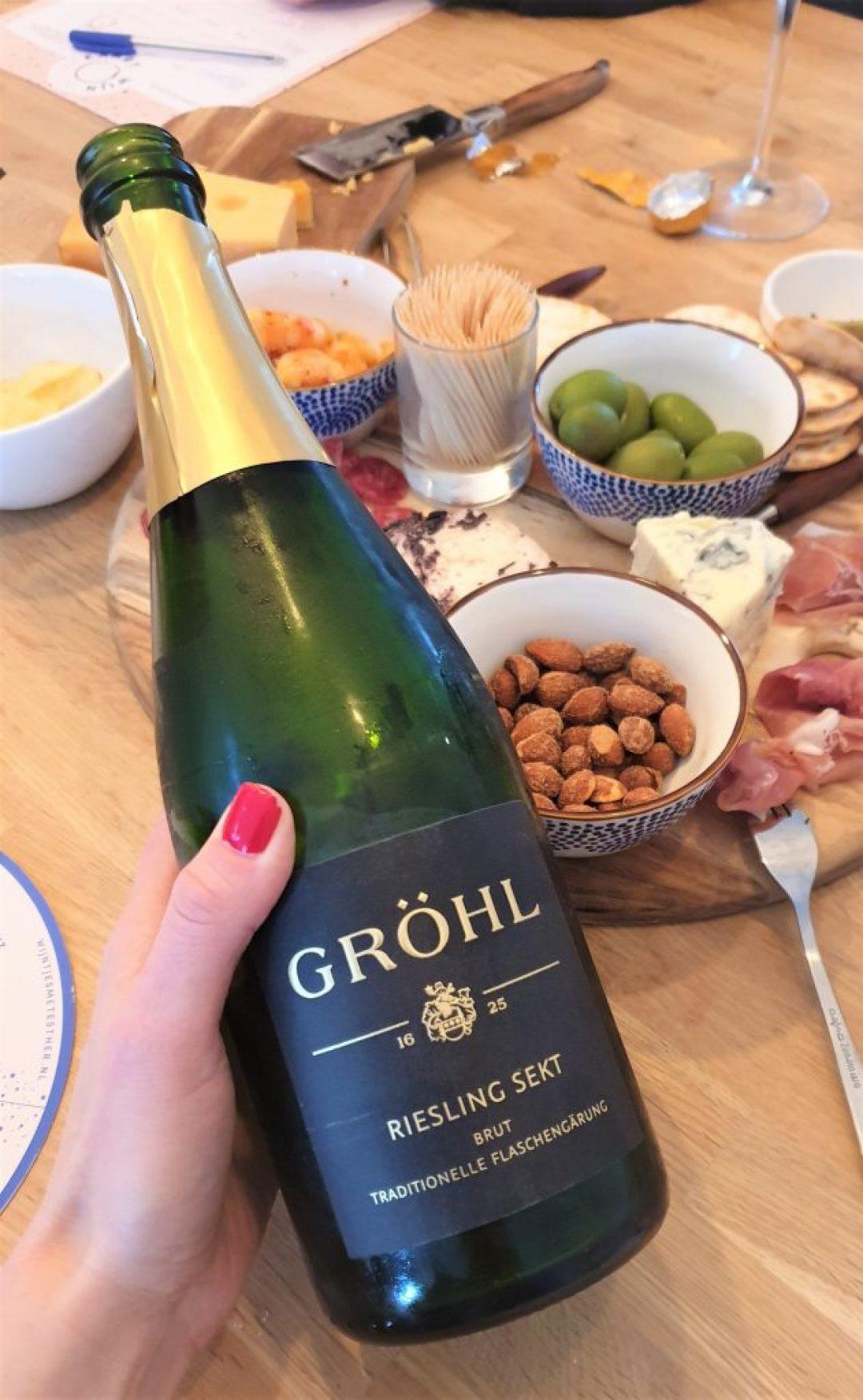 winnaar alternatieven voor champagne 2019