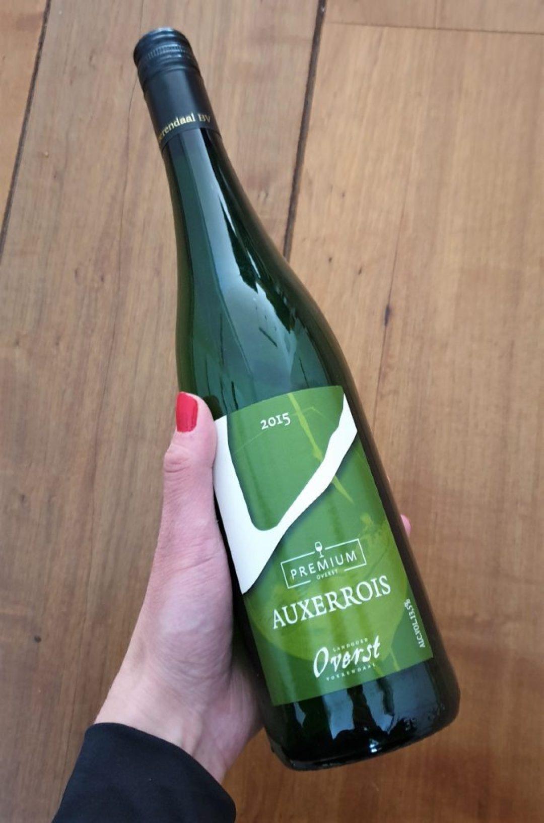 wijnreis naar Limburg: Auxerrois Overst
