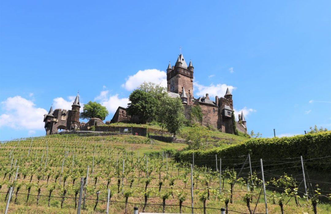 Wijnreis Moezel en Duitse wijn: Burcht van Cochem