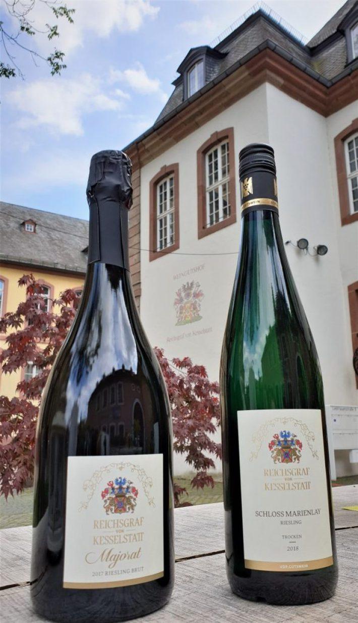 Wijnreis Moezel en Duitse wijn: Reichsgraf von Kesselstat wijn