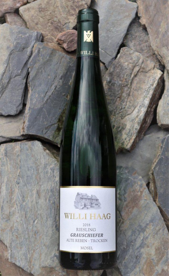 Duitse kwaliteitswijn: Willy Haag