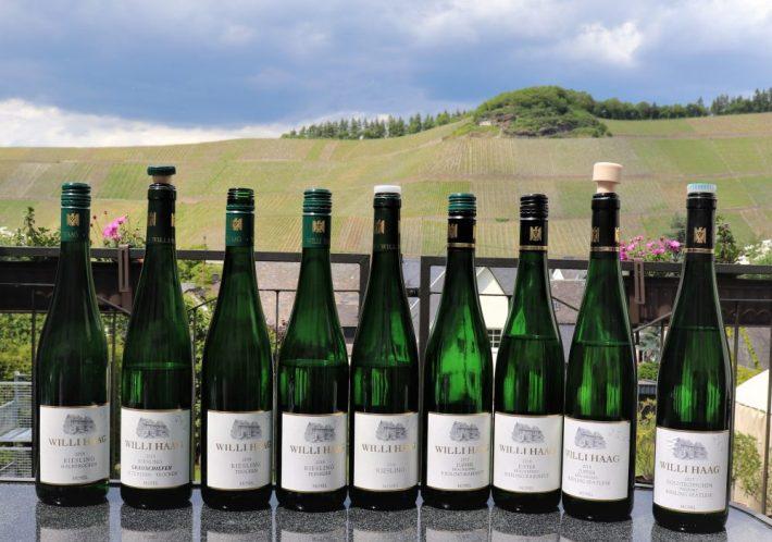Wijnreis Moezel en Duitse wijn: Willi Haag wijnproeverij